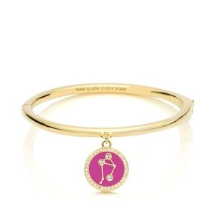 Kate Spade Libra Bangle Bracelet